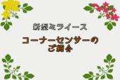 ミライース コーナーセンサー編