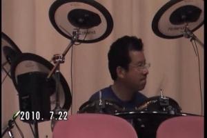 ドラムの後藤社長です☆
