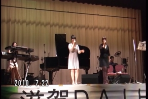 韓国の方と一緒に演奏しました②