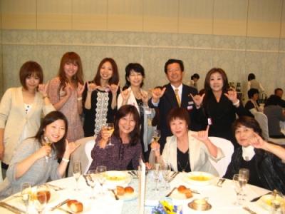 2010.10.08 神戸メリケンパークオリエンタルでのランチ風景