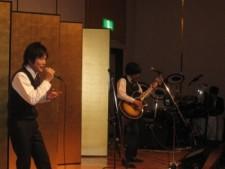 最後を締めくくるのは軽音楽部によるライブ!