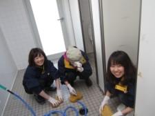 女性トイレも