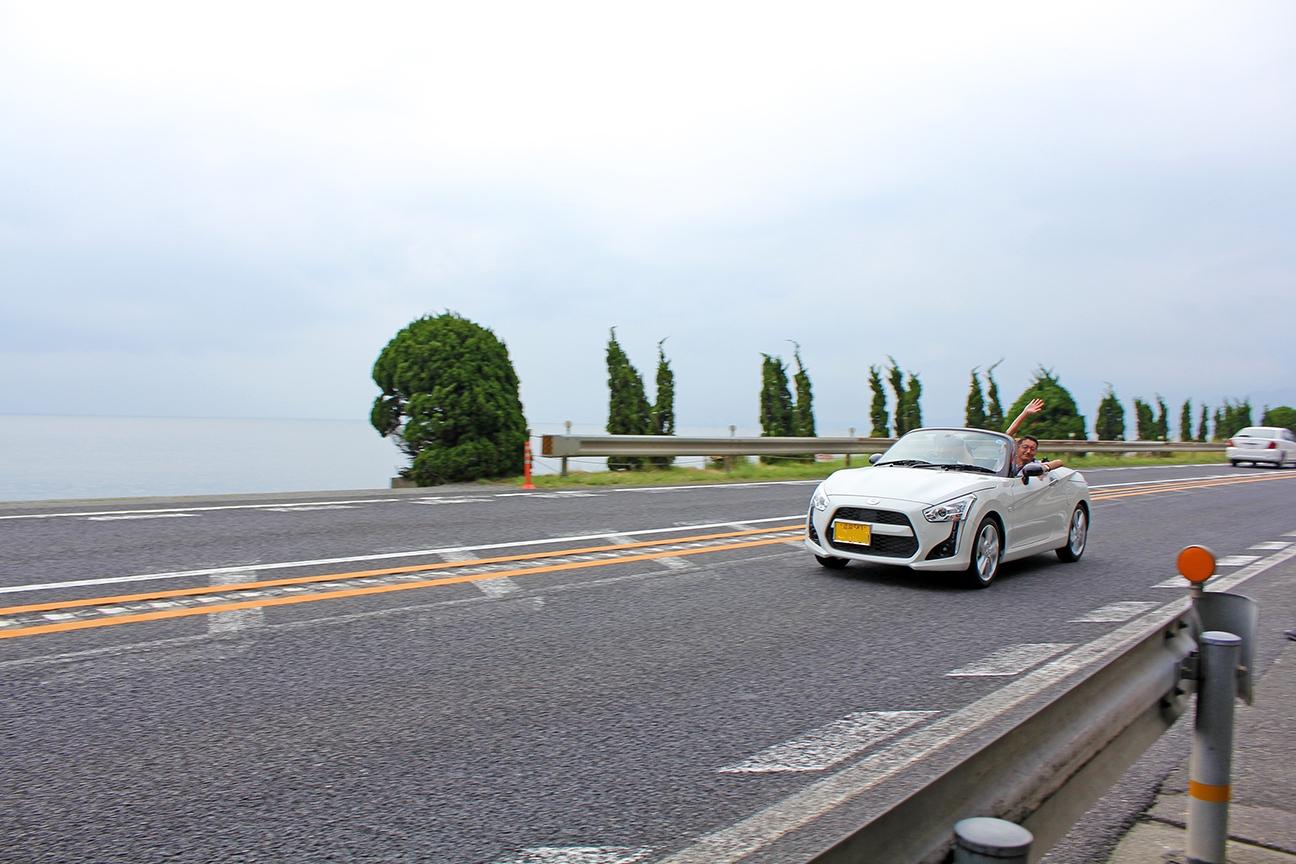 コペン湖岸②